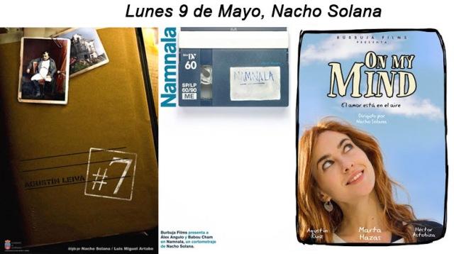 Nacho Solana cortos