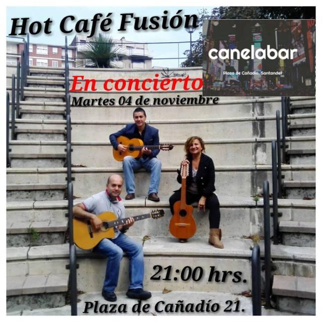 Hot café fusion