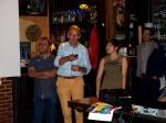 Sandra Solo, Miguel Alonso, Gonzalo Fernández